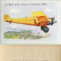 Image d'avion : Le Spirit of Saint-Louis de Lindbergh (1927)