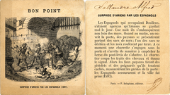 Bon point - Surprise d'Amiens par les Espagnols (1597)