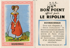 Bon point Le Ripolin - Provinces Françaises - Bourbonnais