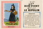Bon point Le Ripolin - Provinces Françaises - Bresse