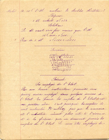 cahier Collection Gompel Frères N°9 Festons Lettres - Mahé Marie-Louise - 1901 - p12.jpg