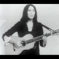 Joan Baez - Hush Little Baby (ORTF Studios, Paris, 1966)